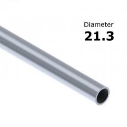 Aluminium Buis Ø21,3