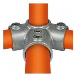 Buiskoppeling Ø48,3 - Daknok verbinding