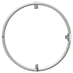 Ring Ø50cm uit gegalvaniseerde buis Ø21,3