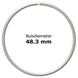 Ring uit steigerbuis Ø 48,3