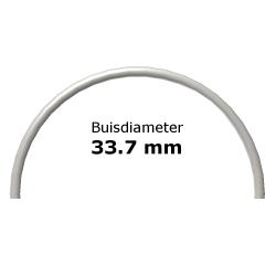 Boog uit steigerbuis Ø 33,7