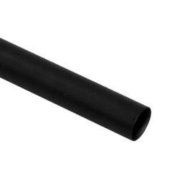 Zwarte Steigerbuis Ø 42,4 mm