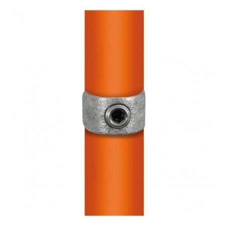 Buiskoppeling Ø33,7 - Recht verbindingsstuk inwendig
