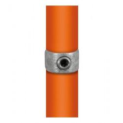 Buiskoppeling Ø42,4 - Recht verbindingsstuk inwendig
