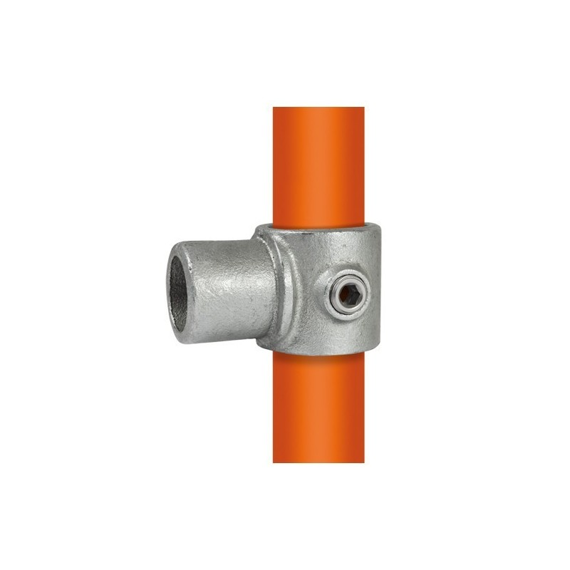 Buiskoppeling Ø26,9 - T-verbindingsstuk