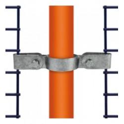 Buiskoppeling Ø48,3 - Gaasbevestigingsclip dubbelzijdig