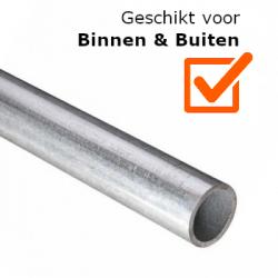 Gegalvaniseerde steigerbuis kopen  | BouwBuis.nl