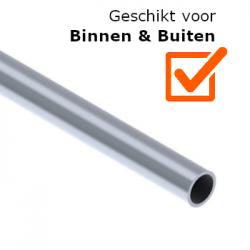 Stevige aluminium steigerbuizen kopen | BouwBuis.nl