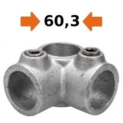 Buiskoppelingen Ø60,3