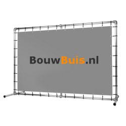 Bestel u spandoekframe eenvoudig en snel | BouwBuis.nl