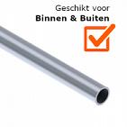 Steigerbuis aluminium